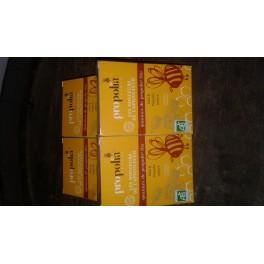 Gommes de propolis miel bio