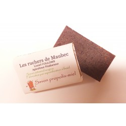 Savon artisanal  propolis miel